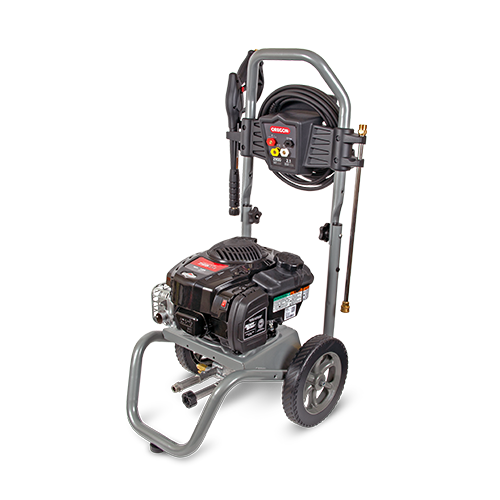 2800 PSI Performance-Grade Pressure Washer