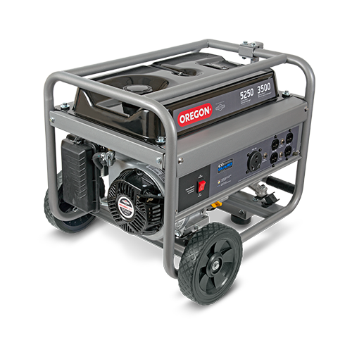 3500W Recreational-Duty Portable Generator