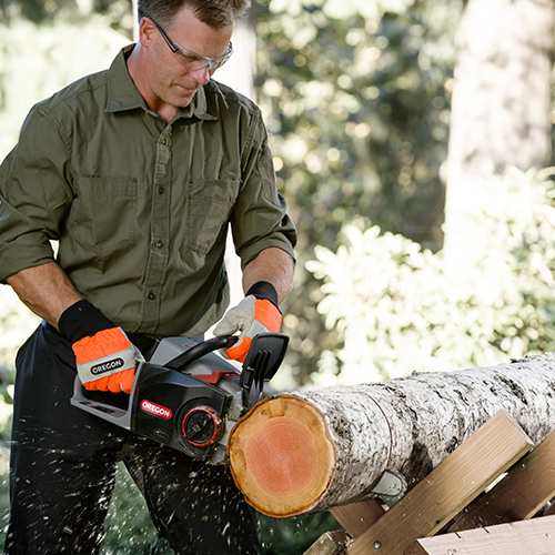 Chainsaw Troubleshooting for Oregon CS300
