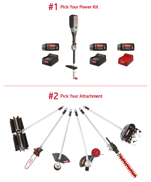 multi attachment system
