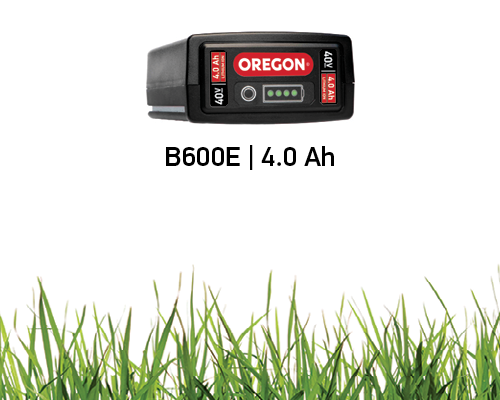 Battery life of the B600E 4.0 Ah Battery on the ST275 String Trimmer