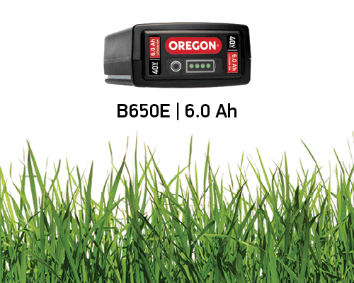 Battery life of the B650E 6.0 Ah Battery on the ST275 String Trimmer