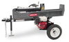 "The Oregon 35-Ton Hydraulic Log Splitter w/ 12"" tires and Powered by the Honda® GX270  Commercial Engine, 270cc"