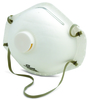 Mask, Respirator With Vent Pac Of 10