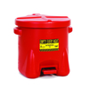 Oily Waste Can, Safety, 10 Gal