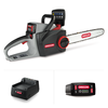 CS300 Self-Sharpening Cordless Chainsaw with 4.0 Ah Battery and Charger