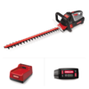 40V MAX HT250 Hedge Trimmer Kit with 4.0 Ah Battery Pack and Rapid Charger