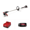 ST275 Cordless Straight Shaft String Trimmer with 6.0 Ah Battery and Rapid Charger