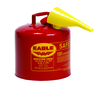 Fuel Can, Metal, 5 Gallon