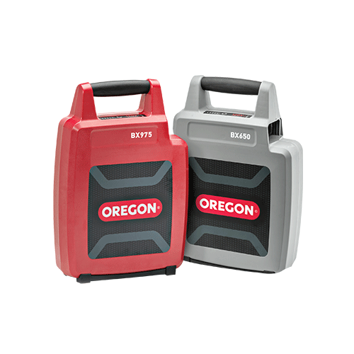 Oregon BX975 and BX650 120V Pro Series Cordless Tool Batteries