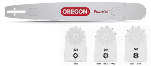 Oregon PowerCut Guide Bars